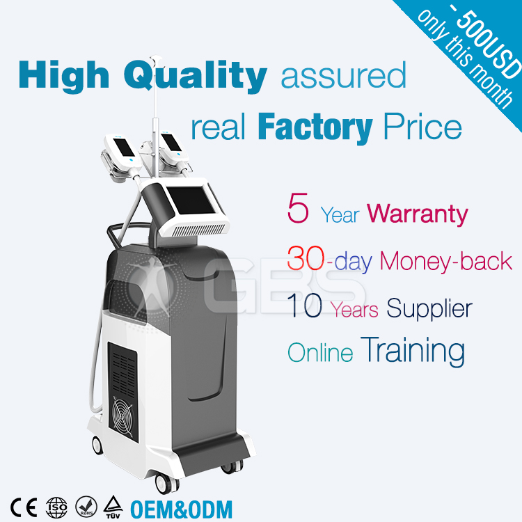 5% OFF low price cryolipolysis fat freeze slimming machine