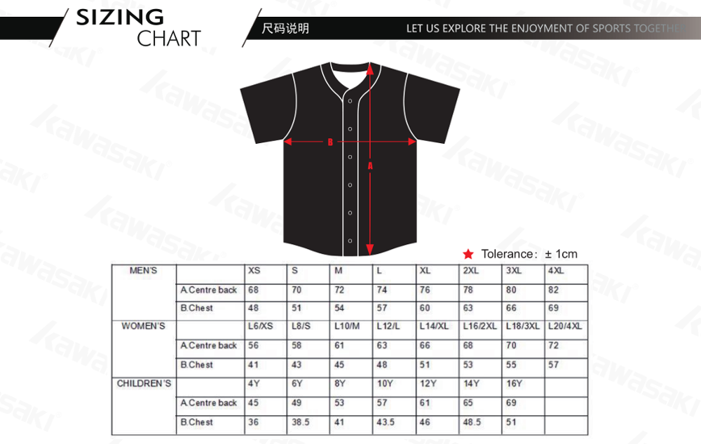 2017 Wholesale custom made sublimation short sleeve stripe softball jersey shirts/ baseball jersey