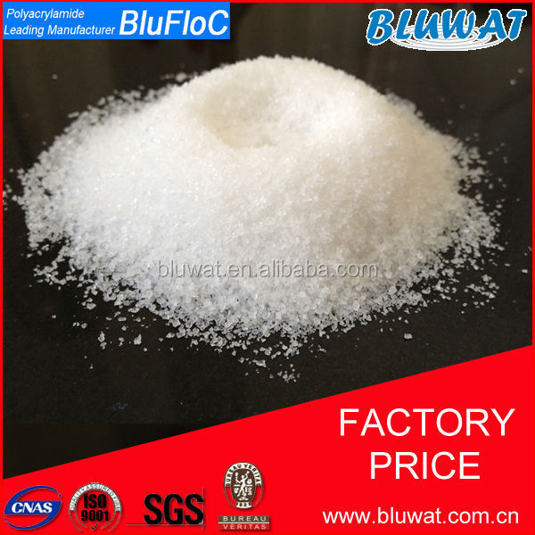 100% purity Mud Chemical PHPA EOR, Drilling Fluid PAM Powder for Nigeria