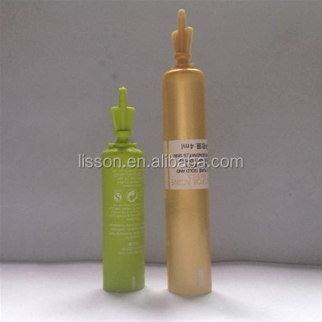 Small Size Empty Cosmetics twist off Tube for hair cream