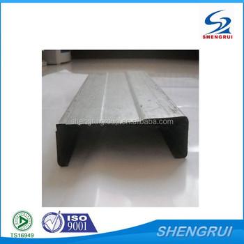 Supplies Zinc Galvanized Steel Profile Drywall Metal Stud