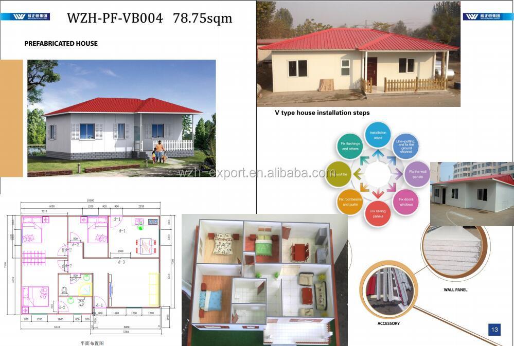 China Prefab Homes Prefab House Kits Low Cost Prefabricated Eps Houses -  Buy Prefab Homes,Prefab House Kits,Prefabricated Eps Houses Product on