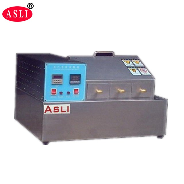 ASLi Factory Manufacturing accelerated aging test for lab