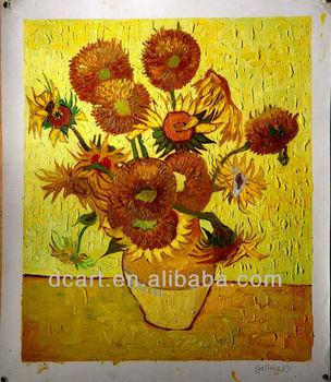 ünlü Ayçiçeği Boyama Sanatçı Buy Ayçiçeği Boyamaünlü Ayçiçeği