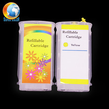 2016 High quality New products on china market refillable inkjet cartridges empty for hp z3100 z3200