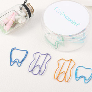 Tooth shape paper clip China paper clip manufacturer and supplier