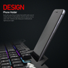 Fantech New Arrival Computer Accesory Semi Mechanical Wired RGB Gaming Keyboard With Phone Holder