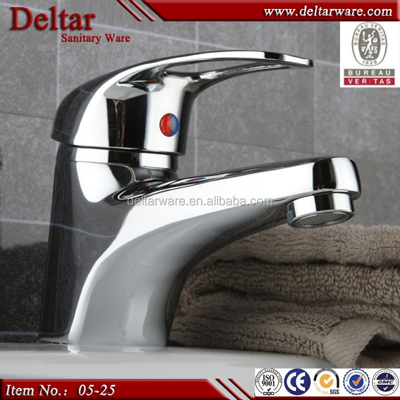 lavatory basin water tap, cheap kaiping zinc/brass faucet, type of water tap