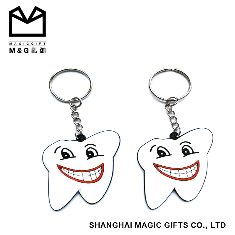 Fashion Design Couple Keychain as promotional gift