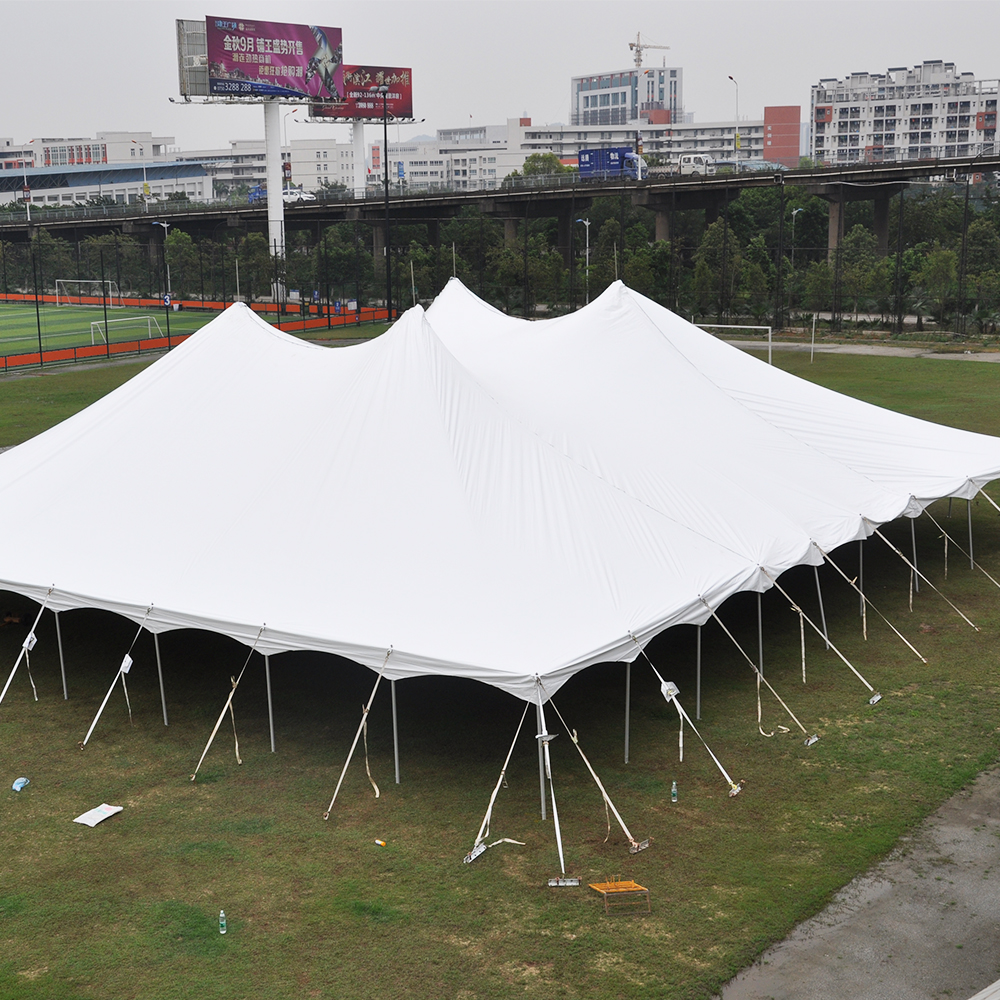 Custom Outdoor Big Wedding Party Event White Marquee Canopy Tent