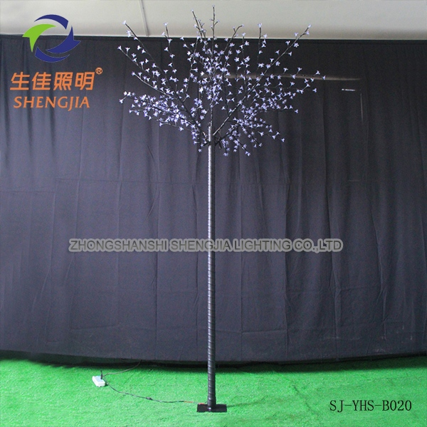 Can be customized cherry blossom fruit basket for event stage decorations