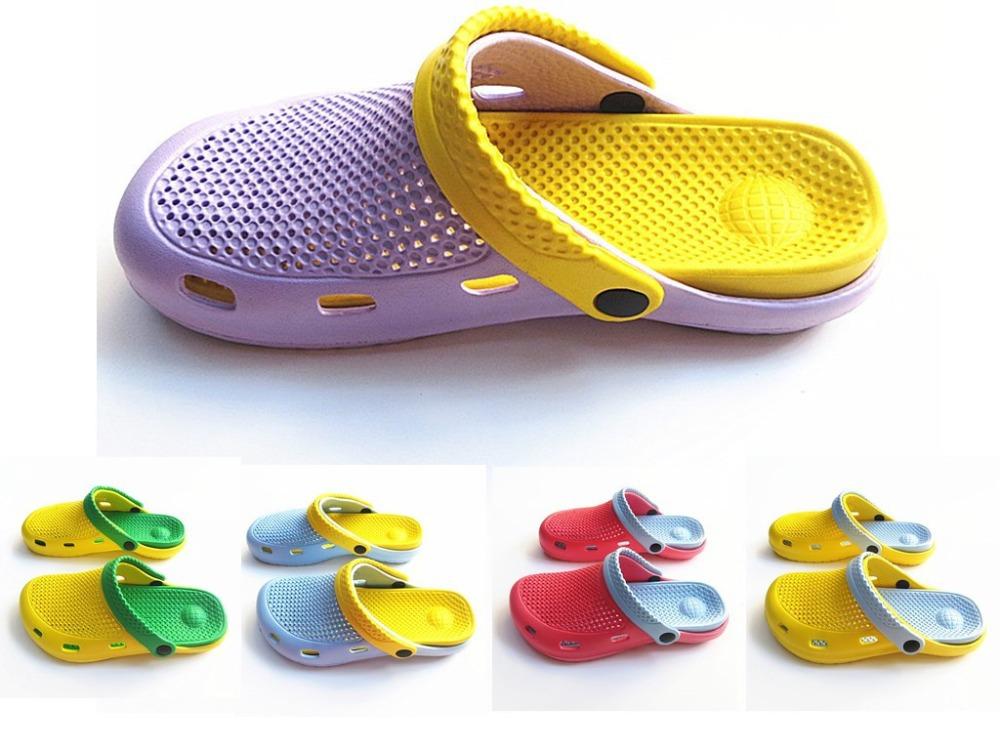 f8ca46d70bcce Get Quotations · 2015 Fashion summer garden shoes women s hole shoes rainy  shoe EVA beach sandal slipper hole shoes