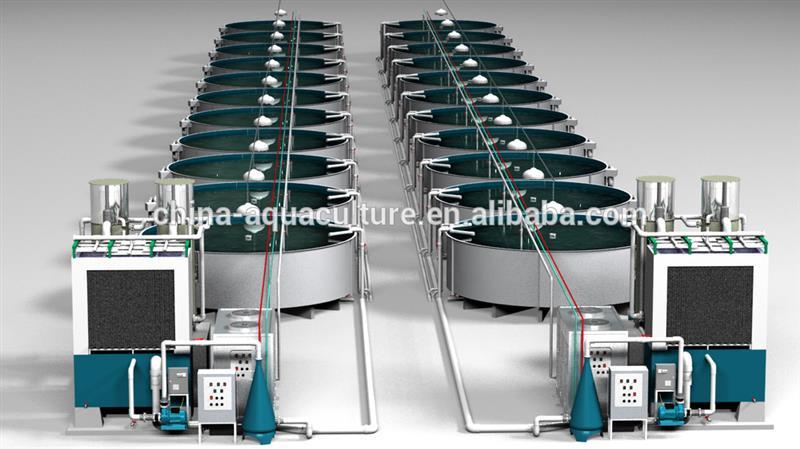 Large Fiberglass Aquaponics Tank For Sale