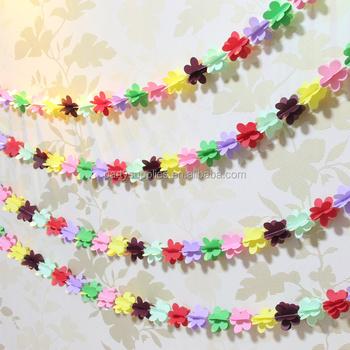 3d multi color tissue paper string chain backdrop with heartstar 3d multi color tissue paper string chain backdrop with heartstarround mightylinksfo