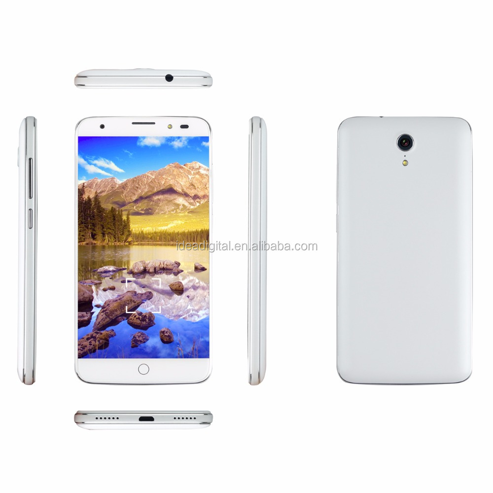 5 inch dual sim slot quad core high resolution super slim android smart phone