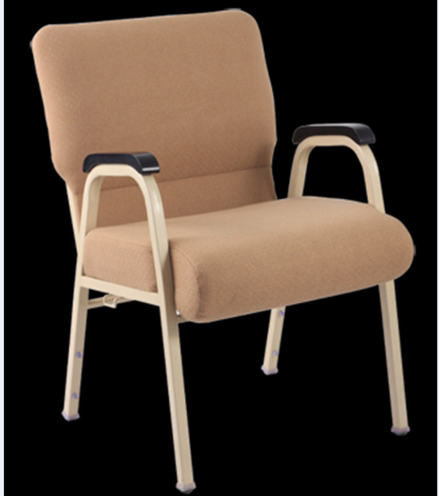Padded Stacking wholesale church chair Used