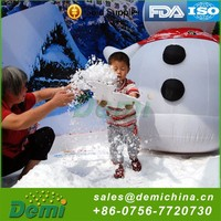 Various good quality incredible artificial snow