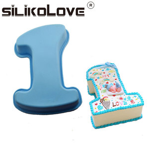 As Seen On Tv Number 1 Silicone Cake Baking Molds For Wholesale