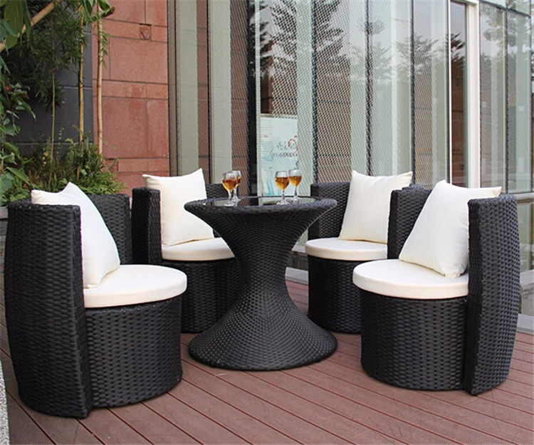 patio de ratn mesa y juego de sillas mesa de comedor de caa de ratn silla