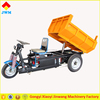 Multipurpose cheaper open body three wheel motorcycle with various types