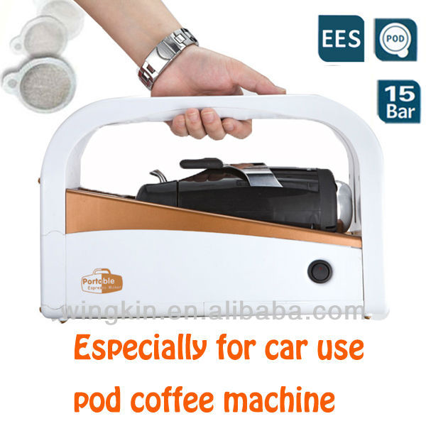 12 v portable main machine caf expresso pour voiture machine caf id de produit 1677640903. Black Bedroom Furniture Sets. Home Design Ideas