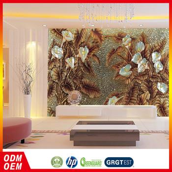 Large Beauty 3d Nonwoven Wallpaper Mural Bedroom Living Room Tv