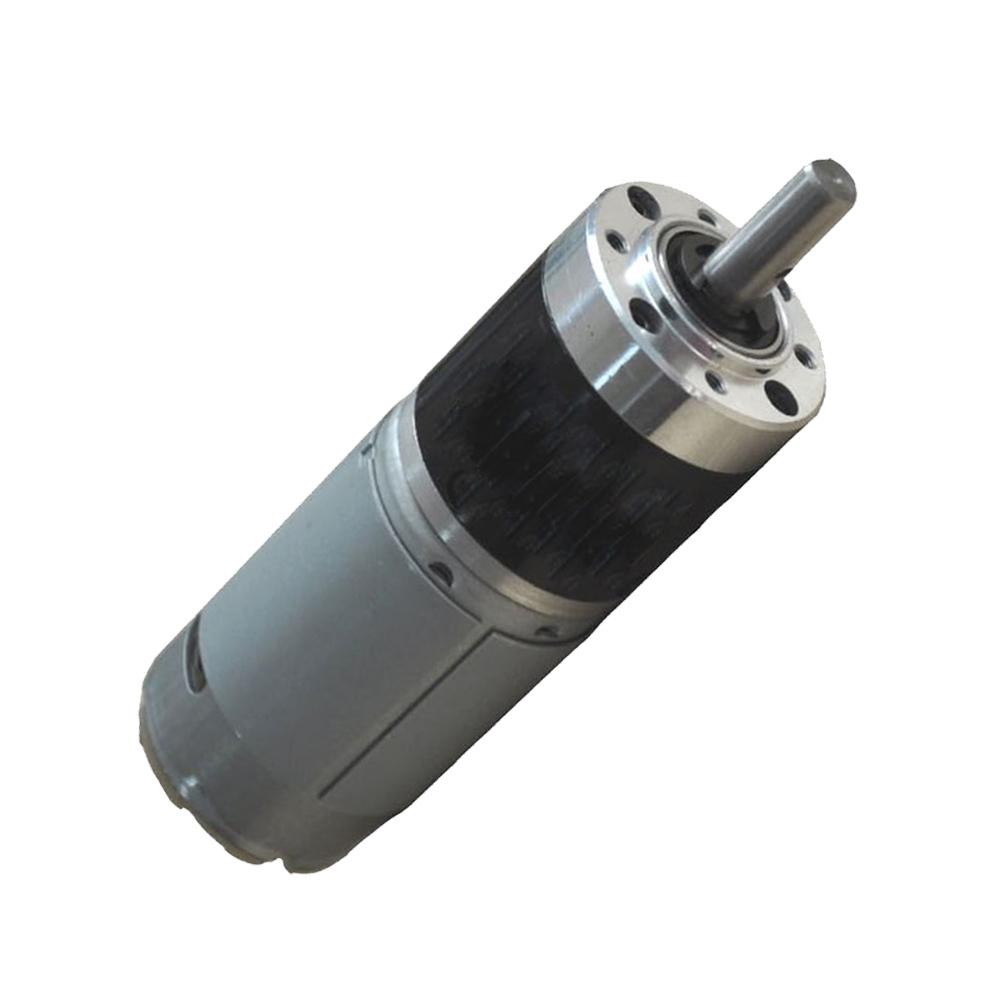 12V 24V dc Planetary gear motor, high torque low rpm 36mm  12v dc planetary gear motor