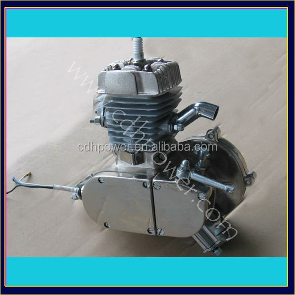 80cc 2 Stroke Bicycle Gas Engine Kit Gasoline Scooter Mini