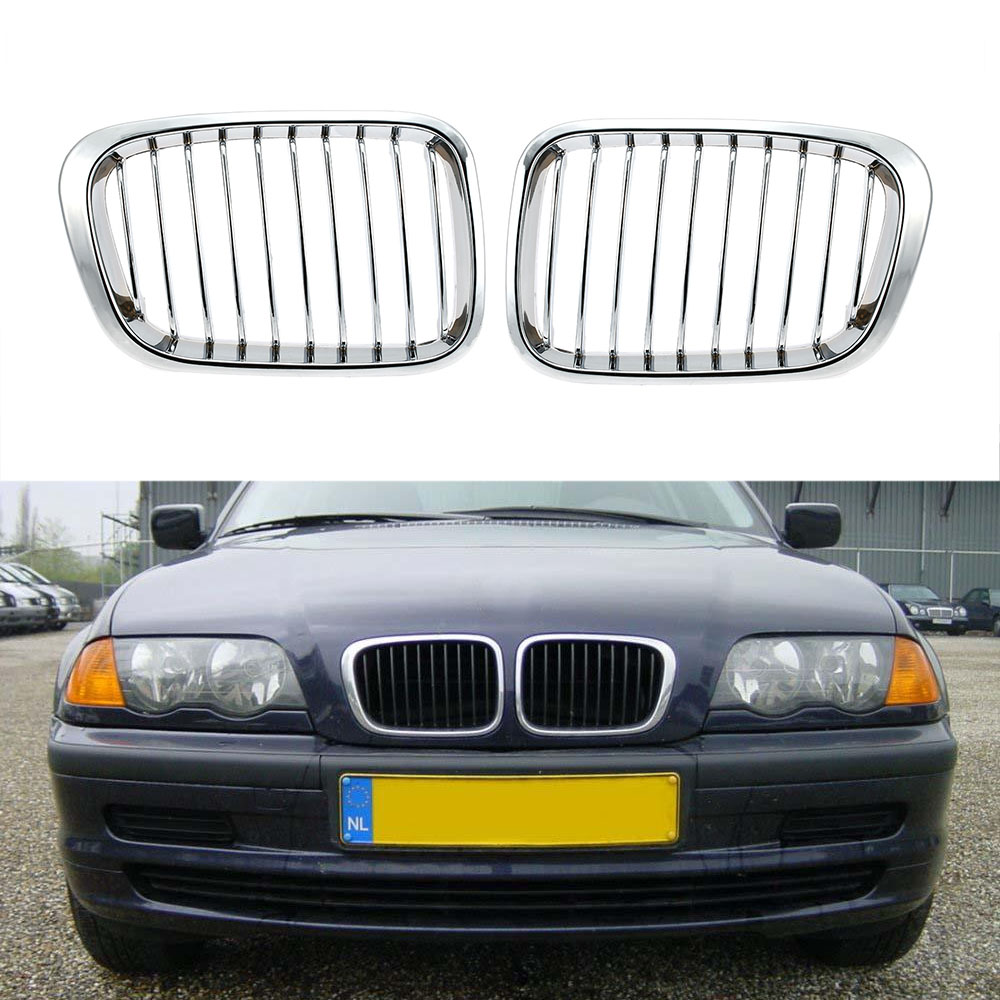 online buy wholesale bmw e46 grill from china bmw e46. Black Bedroom Furniture Sets. Home Design Ideas