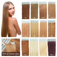 Cheveux Naturels In Hair Extension Dark Auburn weft Russian Hair Extension China Supplier Double Weft Hair Extensions