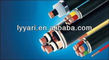 fire safety XLPE/PVC insulated PVC/PE sheath Copper conductor armored screened control power cable