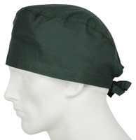 OEM surgical medical scrub cap back ties for fixed on ther head