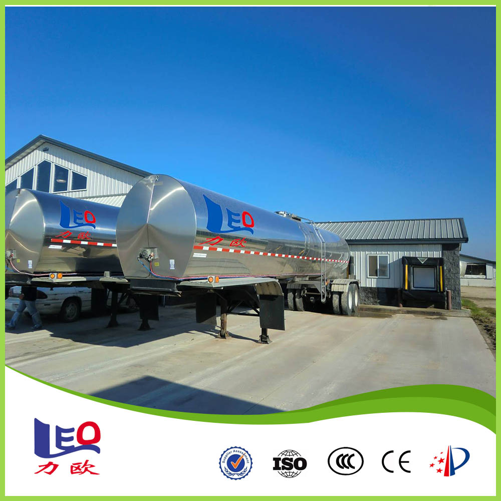 Chinese Cheap Milk Carrier Vehicle Hot Sale