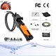 Wireless led light source 3mm industrial wifi portable flexible endoscope with camera price