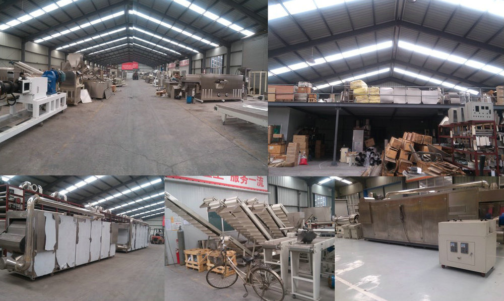 new condition CE standard dog chews production line