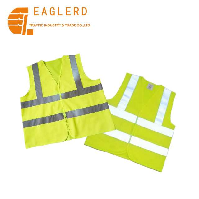 Wholesale 100% polyester Safety vests reflective vest