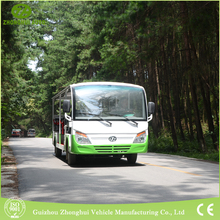 eco-friendly beautiful 22 Seats Fuel large passenger fuel tour car