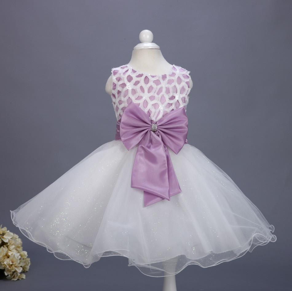 New Fashion Korean GirlS Princess Lace Dress Birthday For Baby Girl 2 5 Year