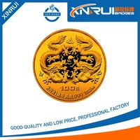 Free samples sales top level antique replica fake gold old metal coins