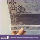 New Jacquard Shades Of Windows Designed Double Layer Jacquard Blinds