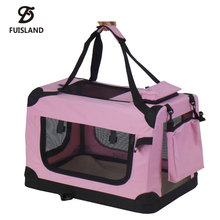 2018 hot koop roze comfortabele Pet Carrier reistas capsule pack carrier pet carrier bag