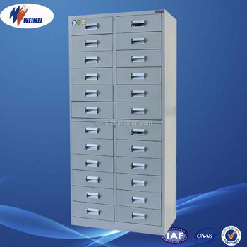 Pharmacy Use 24 Drawer Medicine Cabinet Medical Cupboard - Buy ...
