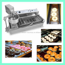 Food Industrial automatic doughnuts machine/ bagel machine with best quality