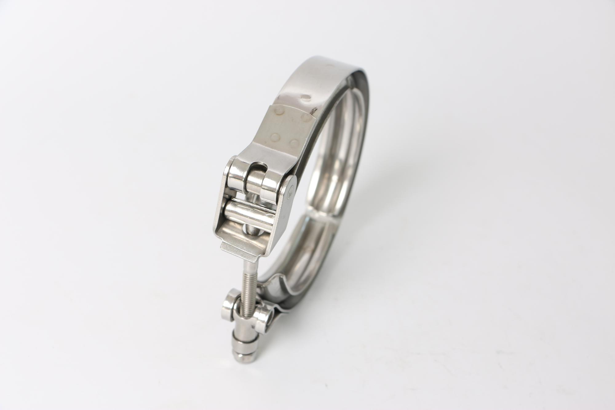 Factory Supply Stainless Steel Exhaust Pipe Clamp