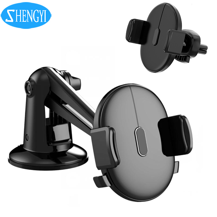Shengyi New Arrive Dashboard Suction Stand Cellphone Cradle Car Mount