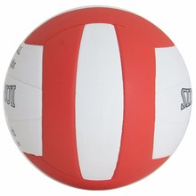 Cheap price beach volleyball ball,custom PU/PVC/Microfer laminated 18 panels sports volley ball,official size weight volleyball