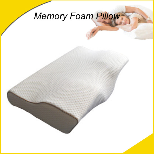 Cervical vertebra stress relief household memory foam pillows