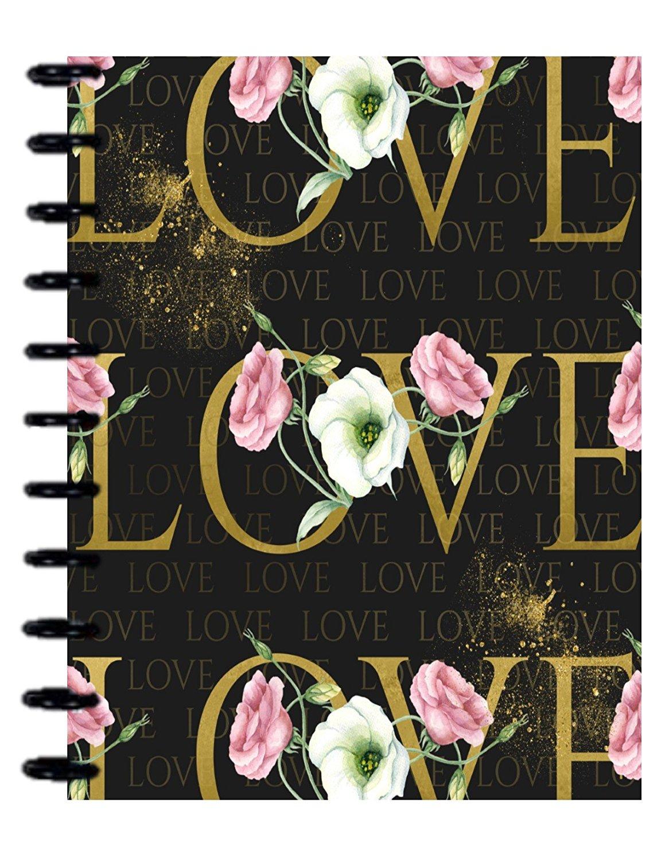Creative Chef Planners, Recipe Planner, Recipe Planner Book, Recipe Book Binder, Planner, Recipe Organizer, Recipe Binder, Disc binding, Blank recipe journal, Recipes planner, Planner recipe organizer