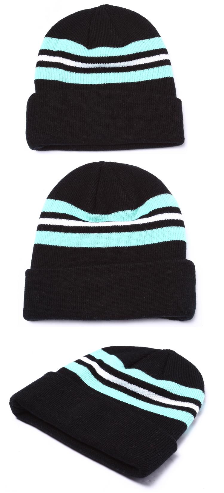 5fb85f2309676 moda Inverno Mão de Malha de Crochê bonés chapéu feito malha das senhoras
