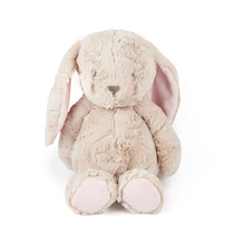 Hoge Kwaliteit Knuffelbeer Soft Lop Oor <span class=keywords><strong>Pluche</strong></span> Bunny Pasen Bunny